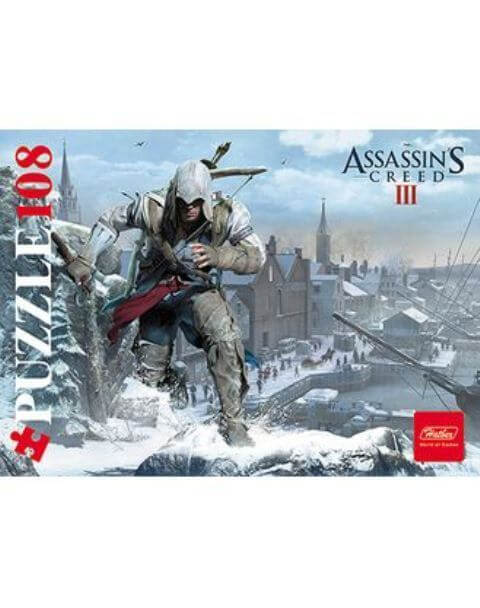 "Пазлы 108эл. А4ф 210х300мм -Assassin""s creed-  108ПЗ4_15667  1/20"