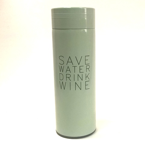 "Термос 350мл.""SAVE WATER DRINK WINE"" арт.6900"